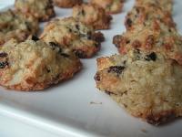 Recette Chamades Biscuits Moelleux Aux Amandes Et Chocolat
