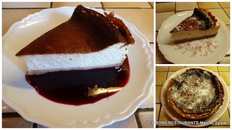 Cheesecake Au Fromage Blanc Et Biscuits A La Cuillere