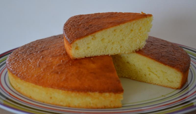 Gateau au orange et yaourt