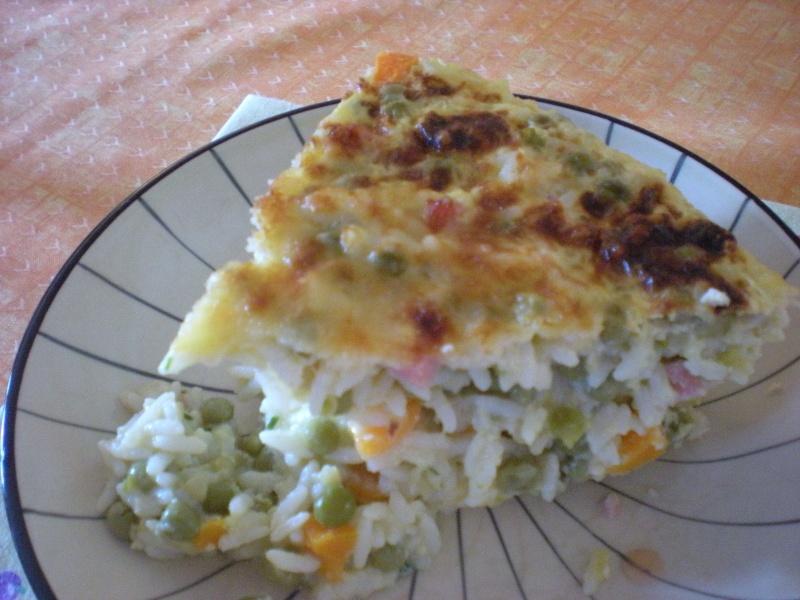 Recette de gateau avec des legumes