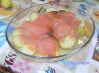 Recette Gratin De Pommes De Terre Au Saumon Fume Recette Gratin De