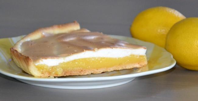 Recette Tarte Au Citron Meringuee Facile Recette Tarte Au Citron