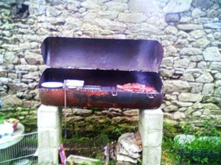Barbecue le blog de titanique - Fabriquer un barbecue avec un chauffe eau ...