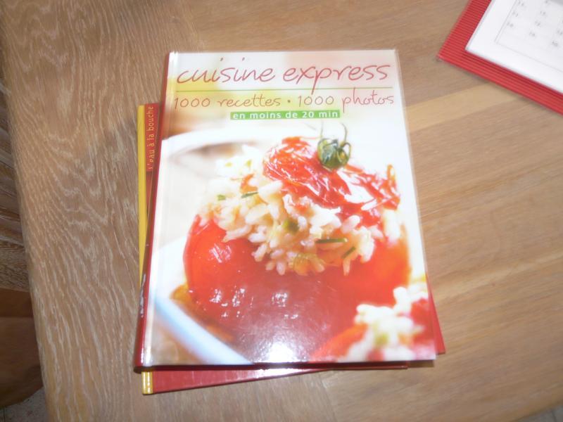 Deux livre des cuisine cuisine simple - Livre de cuisine simple ...