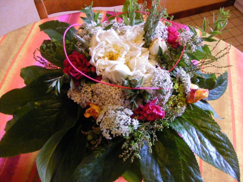Art Floral De Juin Compo Libre De Choix Cuisinette