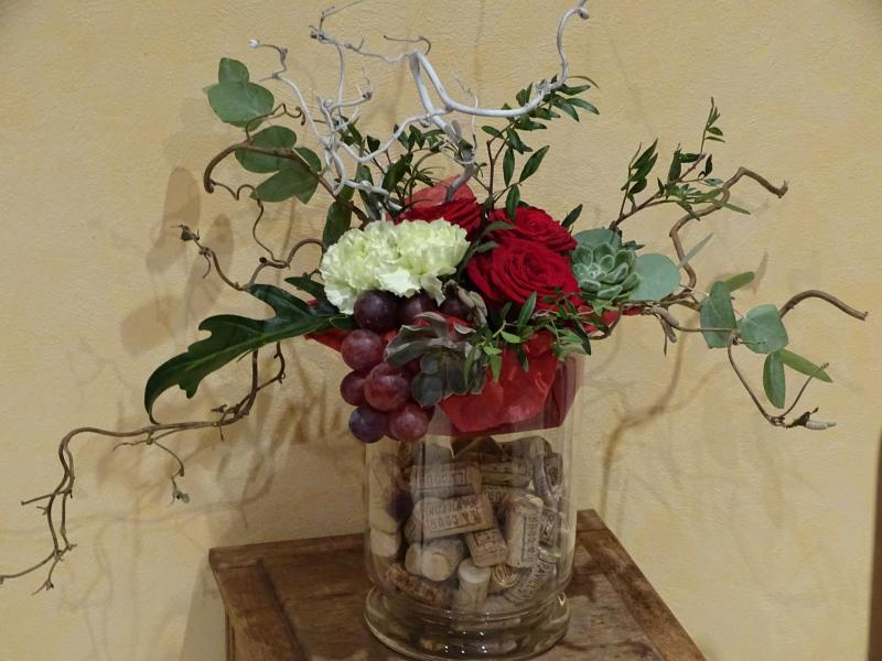 Art Floral Novembre Cuisinette