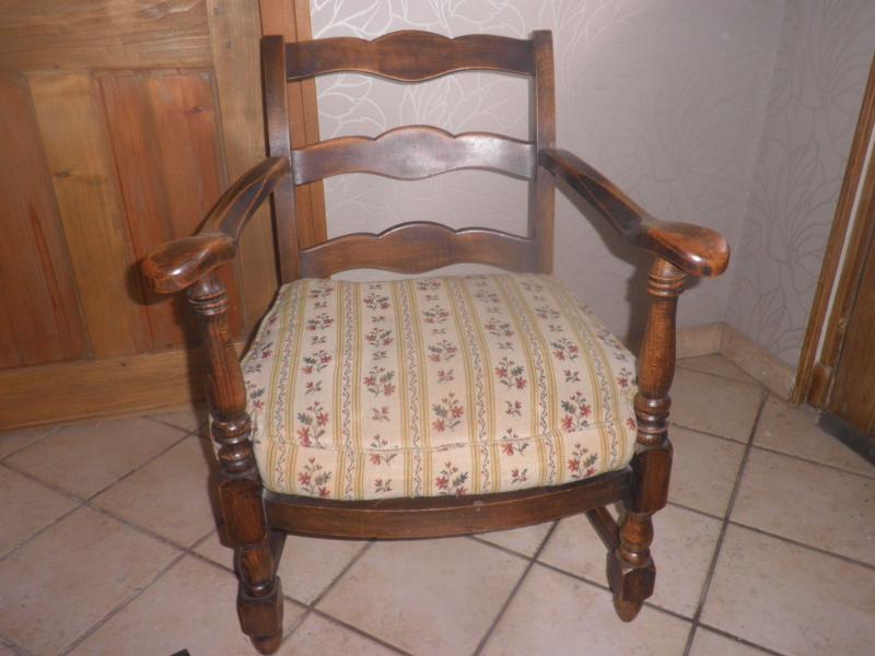 fauteuil relook entre pr s et champs. Black Bedroom Furniture Sets. Home Design Ideas