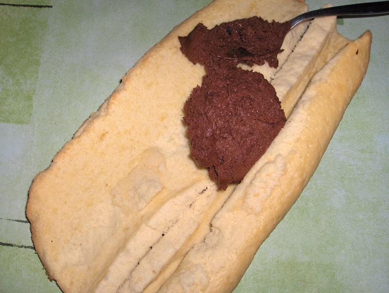 B che de no l la mousse au chocolat cuisine familiale for Buche a la mousse au chocolat