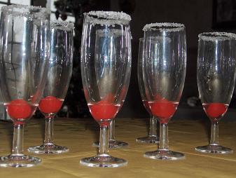 Comment Decorer Un Verre A Cocktail Avec Du Sucre