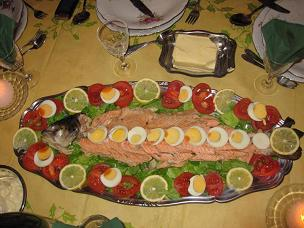 Cuisine familiale marie ange recettes partager en for Entree de noel froide