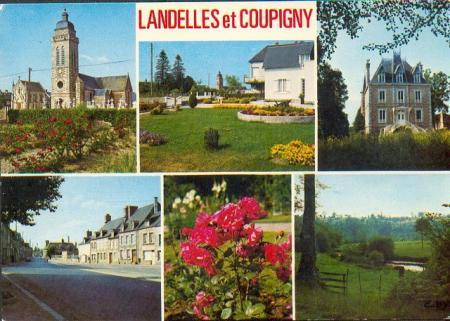 """Résultat de recherche d'images pour """"Landelles-et-Coupigny"""""""