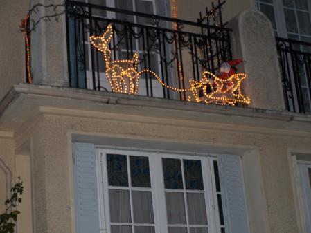 Deco de noel d coration chambre maison - Decoration de noel exterieure ...