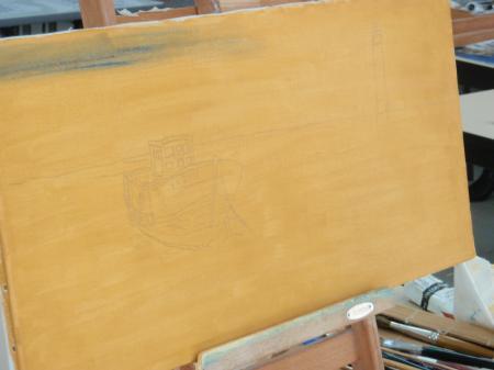 cours de peinture 224 lhuile kiki cr233ation