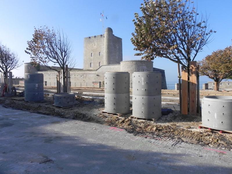 Fort vauban fouras les bains kiki cr ation for Fouras hotel des bains