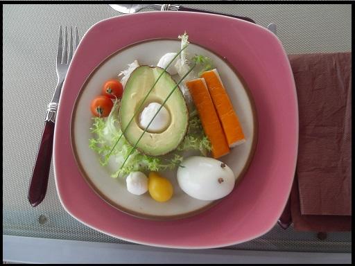 Repas amis campagneetmer for Repas pour recevoir amis