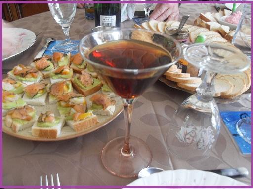 Repas d 39 amis campagneetmer for Repas amis simple