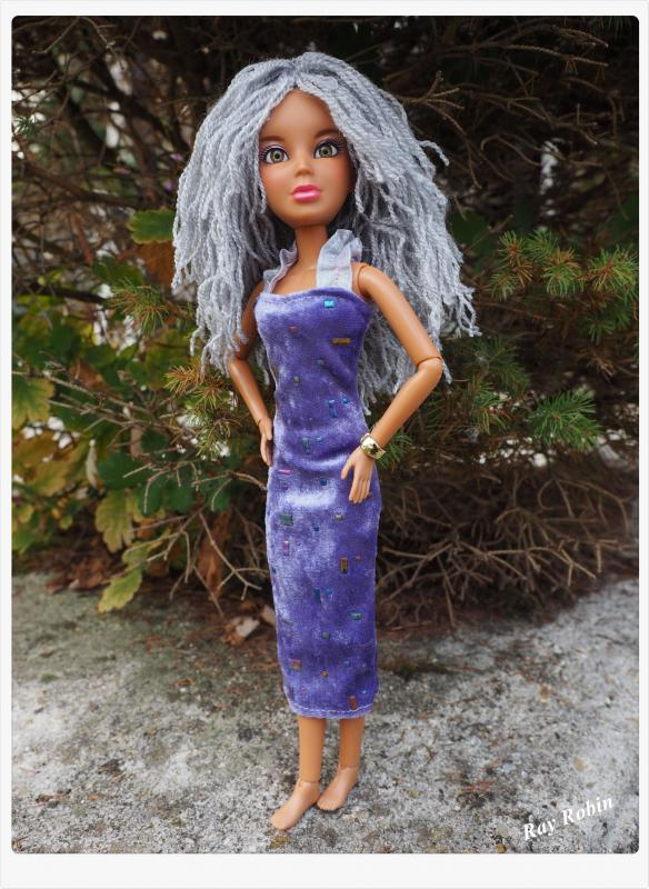 1cbda6e0c10a1 Le monde selon RAY ZAB - IZABELLE ROBIN - La vraie vie des poupées ...