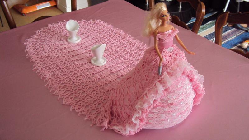 Le monde selon ray zab izabelle robin la vraie vie des - Barbie mariee ...