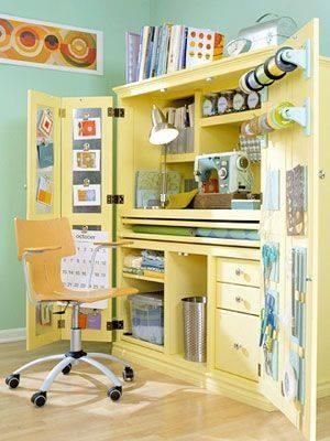 une armoire couture le monde selon ray zab. Black Bedroom Furniture Sets. Home Design Ideas