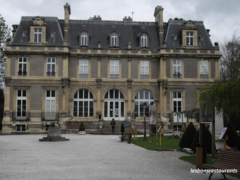 Abbeville 80 le jardin d 39 emonville les bons restaurants for Architecte abbeville