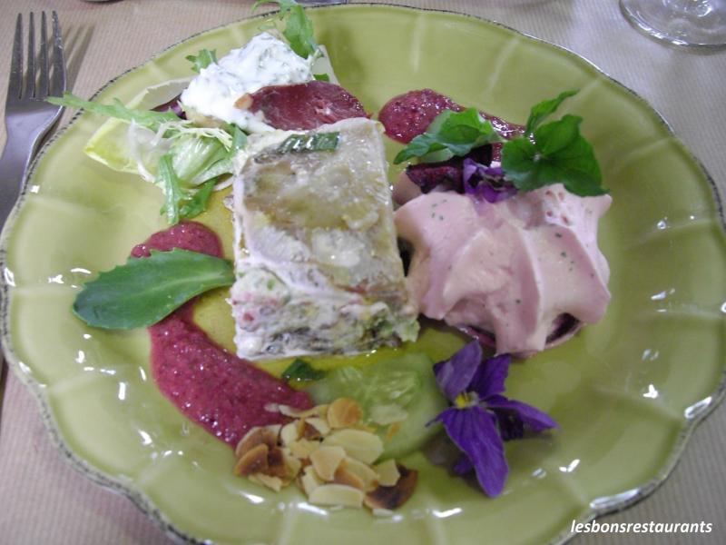 Argoules80 Restaurant La Table Du Jardinier Les Bons Restaurants