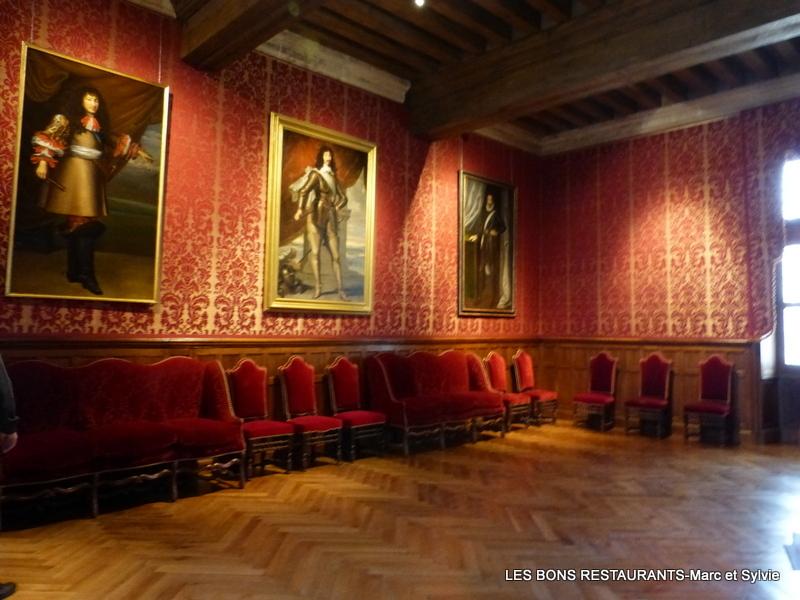 Azay le rideau 37 l 39 antichambre les bons restaurants - Chambre d hotes azay le rideau ...