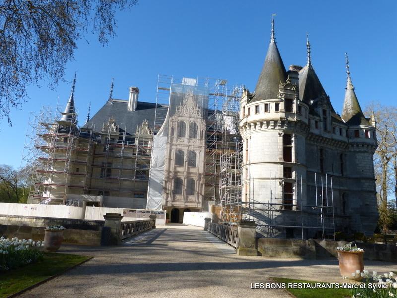 Azay Le Rideau 37 Le Charme De La Renaissance Les Bons
