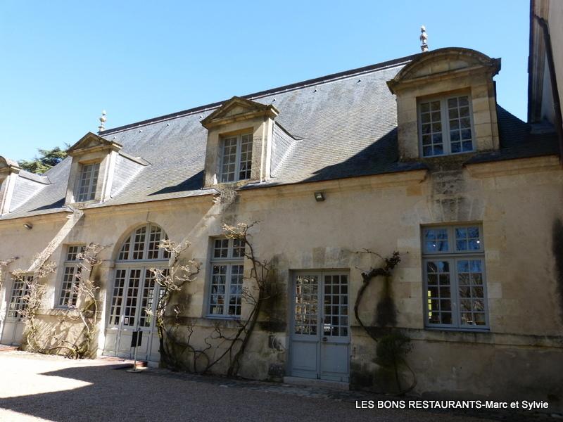 Azay le rideau 37 les communs du ch teau les bons - Restaurant les grottes azay le rideau 37 ...