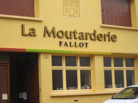 Beaune 21 la moutarderie fallot les bons restaurants - Moutarderie fallot visite ...