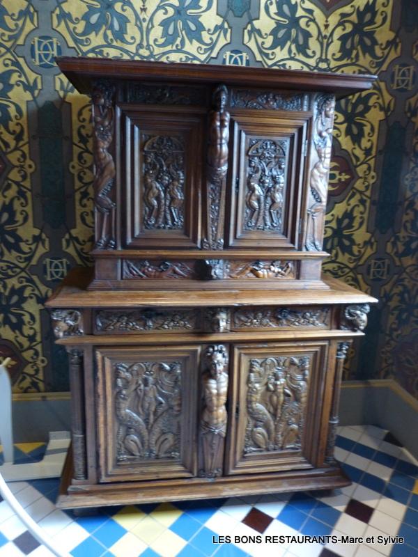 Blois 41 la chambre de la reine et son oratoire les for Chambre des metiers blois