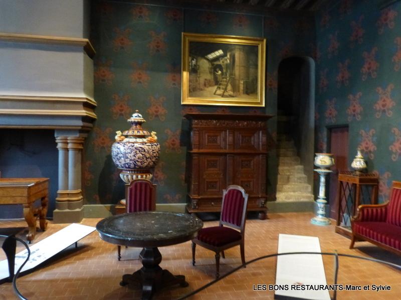 Blois 41 les salons du ch teau les bons restaurants for Salon du chiot blois