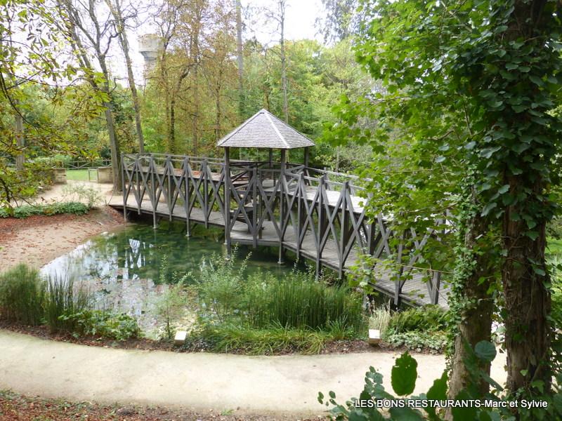 Ch teau du clos luc 37 parc l onard de vinci les petits - Pont leonard de vinci ...