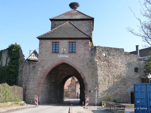 Dambach la ville 67 porte de dieffenthal les bons restaurants - Restaurant porte de la chapelle ...