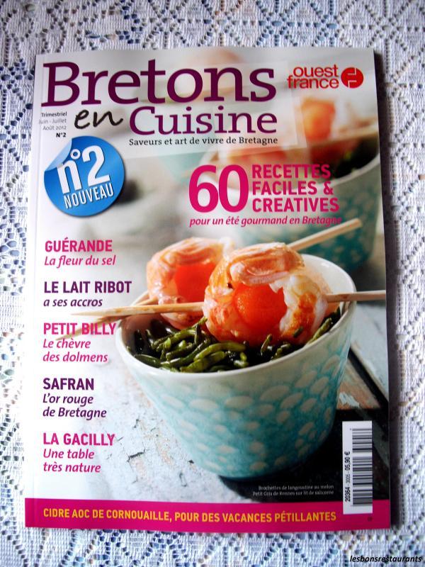 des bretons en cuisine - les bons restaurants