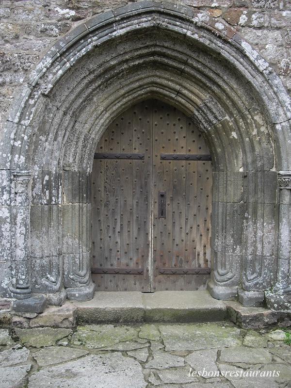 Kermaria 22 la chapelle de kermaria an iskuit les bons restaurants - Restaurant porte de la chapelle ...