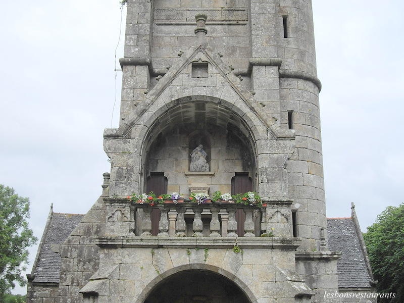 Lanvellec 22 la chapelle saint carr les bons restaurants - Restaurant porte de la chapelle ...