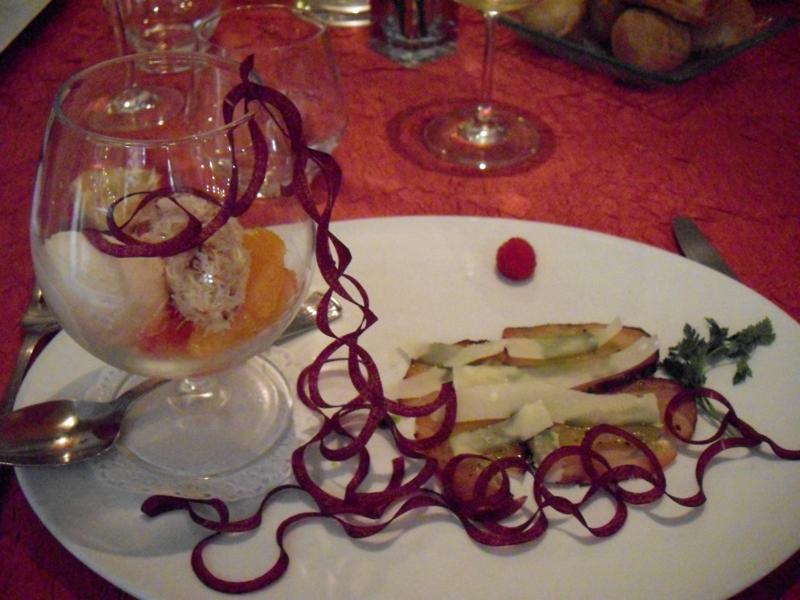 Marseillan 34 la table d 39 emilie les bons restaurants - La table d emilie marseillan menu ...