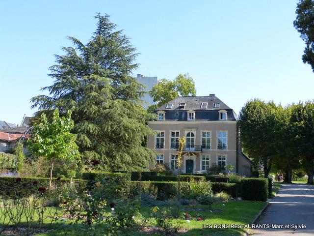 le jardin botanique de metz fait partie du rseau transfrontalier jardins sans limites - Jardin Botanique Metz
