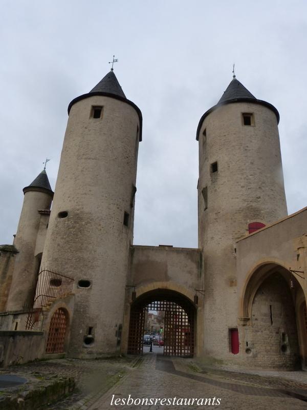 Metz 57 la porte des allemands les bons restaurants for Laporte louisiana