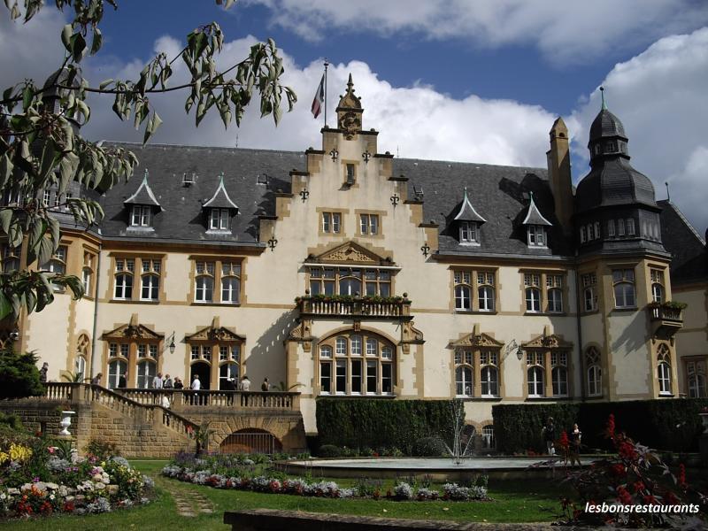 Metz 57 le palais du gouverneur les bons restaurants for Au jardin du gouverneur