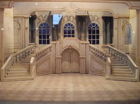 Metz 57 op ra th tre de metz au salon cr ativa les for Decor de theatre