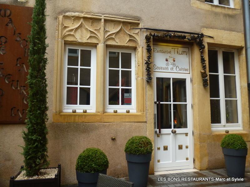 Metz 57 restaurant thierry saveurs et cuisine les bons restaurants - Hotel particulier metz ...