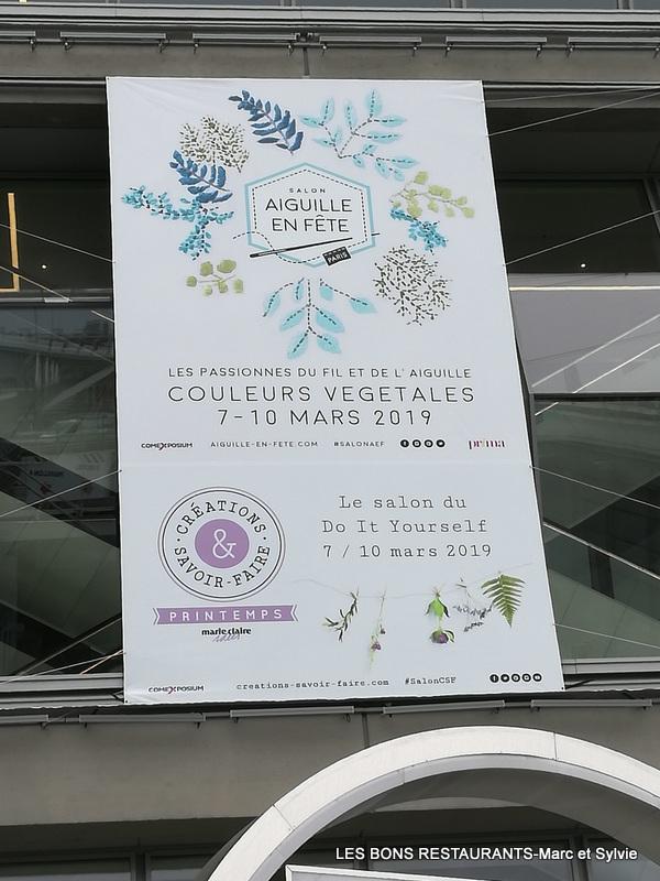 Permalink to Salon Aiguille En Fete Paris 2019