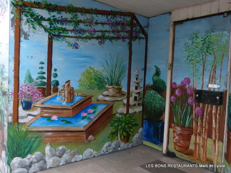 saint mihiel 55 peintures en trompe l 39 oeil les bons restaurants. Black Bedroom Furniture Sets. Home Design Ideas