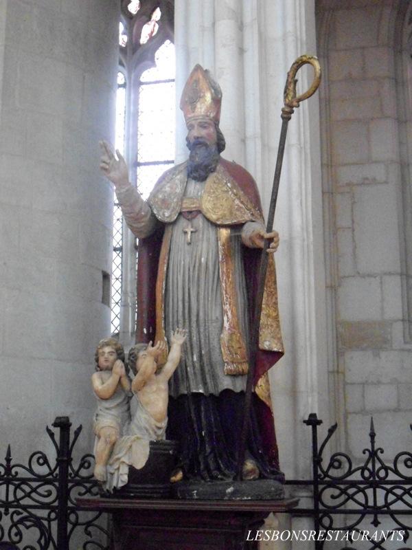 Saint nicolas de port 54 du roman au gothique flamboyant