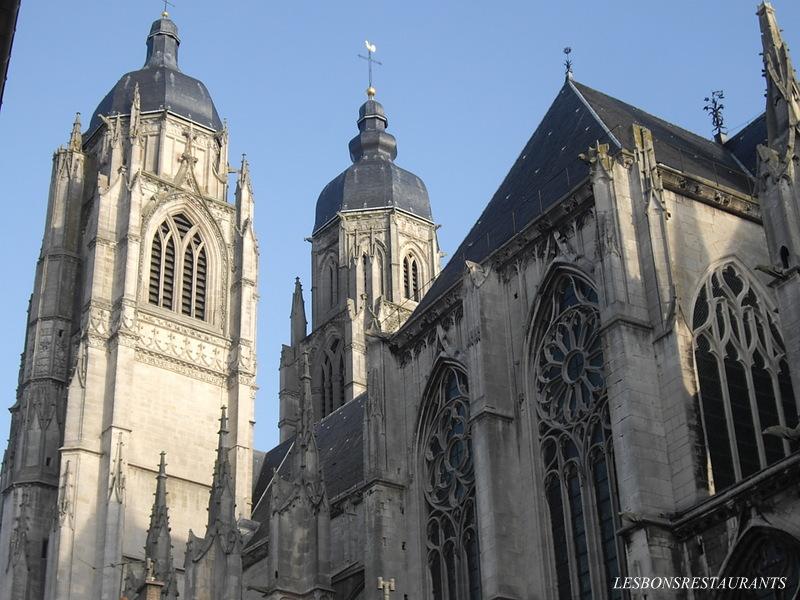 Saint nicolas de port 54 la basilique les bons restaurants - Basilique de saint nicolas de port ...