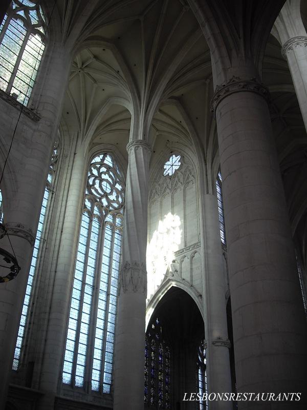 Saint nicolas de port 54 la basilique de grands espaces les bons restaurants - Basilique de saint nicolas de port ...