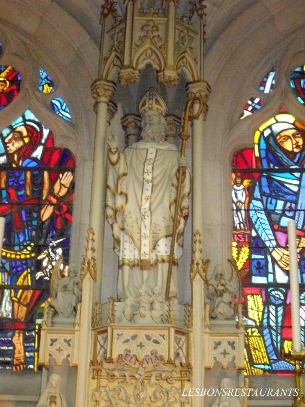 Saint nicolas de port 54 la basilique saint nicolas la chapelle d di e saint nicolas les - Clinique veterinaire saint nicolas de port ...