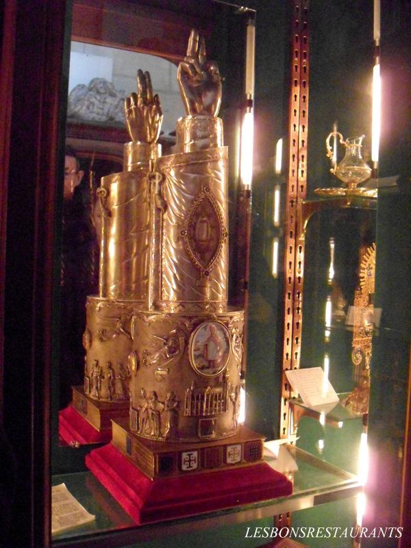 Saint nicolas de port 54 le tr sor de la basilique les - Clinique veterinaire saint nicolas de port ...