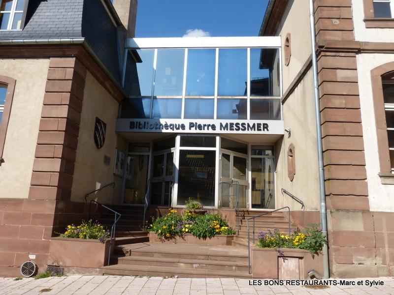 Sarrebourg 57 un petit tour en ville les bons restaurants for Restaurant la piscine sarrebourg